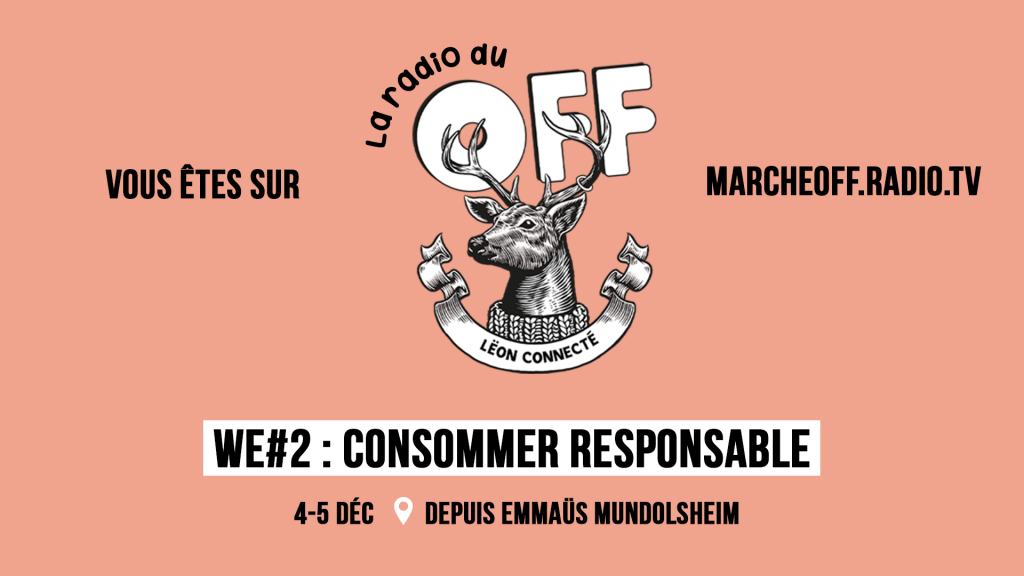 consommer responsable marche off